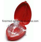 Erste HILFEen-Emergency Tasche CPR-Gesichtsmaske mit Einwegventil