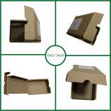 ブラウンクラフト紙ボックスブラウンの板紙箱のAlibabaの明白な卸売