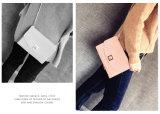 小型Flap Bag Promotional Women女性メッセンジャーPUの革ショルダー・バッグ(WDL0993)