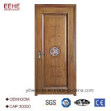 El exterior de la puerta principal de la talla en madera de diseño para la venta