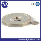 Customized Electroplated Diamond colado Rebolo (GW-100069)