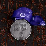 高品質のカスタム銀メダルの競争の競争メダル