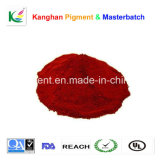 Vermelho solvente de Techsol do vermelho 135 por exemplo, uso para o PC UPVC San do picosegundo PMMA