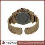 Eindeutige Entwurfs-Quarz-Art-Armbanduhr-Frauen-Form-Dame-beiläufige Uhr-weiblicher Mädchen-Taktgeber
