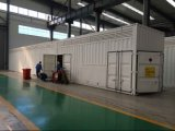 De geprefabriceerde Woningbouw van de Verschepende Container