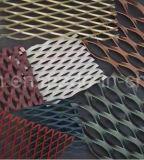 Qualitäts-dekoratives erweitertes Metallineinander greifen-Aluminiumpanel