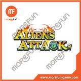 Jogo de jogo da arcada da tabela de jogo dos peixes do ataque de Aliecs para a venda