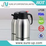 2 Liter-Vakuumkrug-Kolben doppelter geummauerter IsolierEdelstahl für Tee, Kaffee, halten heiße u. Kälte-Getränke