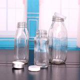 Квадратной формы стеклянных бутылок для напитков