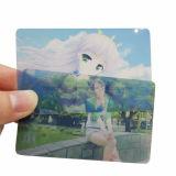 Bedruckbare transparente preiswerte Preis Identifikation-Tintenstrahl-Plastikkarte
