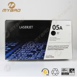 Cartucho de toner Ce505A/505X compatible para el toner del laser del HP