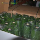Естественные поддельные трава на оформление для установки вне помещений