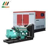 100kVA diesel Cummins couvert d'alimentation du générateur électrique en mode silencieux