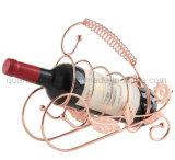 Vin européen classique métalliques personnalisées titulaire Rack