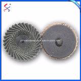 Ziconiaの研摩の粉砕のコップの車輪の紙やすりで磨く折り返しディスク