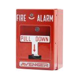 UL Post van de Trekkracht van het Brandalarm van het certificaat de Adresseerbare Hand