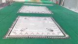 De natuurlijke Marmeren Tegel van de Vloer met Waterjet Verwerking