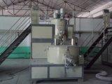 Combinación de mezclador de proceso y de mezclador del refrigerador para las capas metálicas consolidadas del polvo