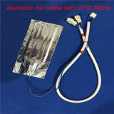 Le chauffage de garniture de chauffage de papier d'aluminium pour l'évaporateur dégivrent