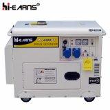 5kw type silencieux panneau normal de générateur diesel (DG6500SE)