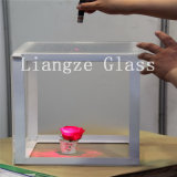 Vidrio Anti-Reflexivo claro adicional para el edificio