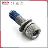 Insérer l'écrou de vis en métal de construction Accessoires de connexion