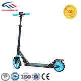 8pouce deux roues scooter électrique intelligent de contrôle par capteur de couleur personnalisés de skateboard de pliage