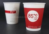 Papel de alta calidad OEM de taza de café té desechable