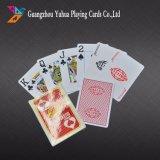 Haut de la qualité 100 % de plastique des cartes à jouer