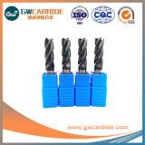 10X45X150 Herramienta Corte carburo de tungsteno estándar 6 flauta End Mills