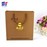 包装の茶のための熱い押す昇進のペーパー含んでいる袋