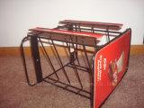 Estante de escritorio del chicle del estante de visualización del bocado del soporte de visualización del caramelo de chocolate del metal