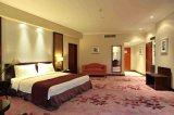 5 Stern-Hotel Standard-MDF-Furnierholz-Furnier-Blattfestes Holz-ökonomische Komfort-Art MDF-Schlafzimmer-Sets