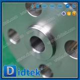 Didtekの高圧ステンレス鋼の柔らかいシールの球弁