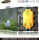 La haute définition P3.91 SMD pleine couleur intérieure Affichage LED de location pour la publicité et de location