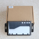El seguimiento de activos Impinj R2000 Gpio Rssi de 4 puertos RS232 RJ45 tarjeta RFID UHF USB Lector fijo