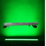 24*10W Verlichting van de Was van de Muur van de Gebeurtenis van de LEIDENE Disco van DJ de Waterdichte