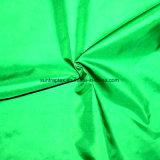190t Taffeta com papel tecido tingidos de Pavilhão