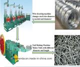 Китай с высокой скоростью провод лак для ногтей цена машины/Автоматическая стали зонтик лак для ногтей производство на заводе машины