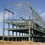 Les matériaux de construction de bonne qualité pour l'acier Warehouse