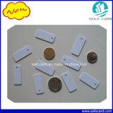 Étiquette de bijou d'IDENTIFICATION RF de fréquence ultra-haute d'à haute fréquence