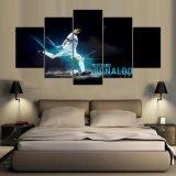 5 het Comité HD Cristiano Ronaldo Canvas Art Wall frame Schilderijen voor Beeld kn-40 van de Muur van de Woonkamer