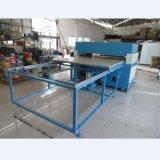 Machine de découpage matérielle en caoutchouc automatique hydraulique de bascule électronique d'EVA