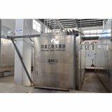 Máquina automática cheia da esterilização do gás de Firsteo 10m^3 Eo