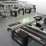 焦点のデジタル金属およびアルミニウムのための紫外線平面3Dプリンター