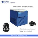 Superkapazität gekühlte Zentrifuge-u. Abkühlenzentrifuge für Labor