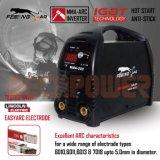 160A Elektrode 4.0mm van de Omschakelaar van de Lasser van de Boog IGBT de Machine van het Lassen MMA
