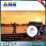 Angsw9 la frecuencia cardíaca podómetro GPS Reloj inteligente