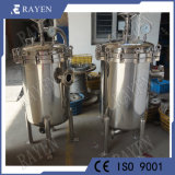 Edelstahl-flüssiger industrieller Filter-Wasser-Filter-industrieller Saft-Filter