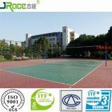 De hete RubberSporten die van het Hof van het Volleyball van het Silicium Pu van de Verkoop OpenluchtVerf vloeren